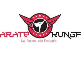 Nro 99 kilpailuun karate logo super hero version käyttäjältä towhidhasan14