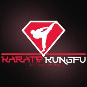 #24 untuk karate logo super hero version oleh akazuk