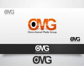 #71 para Design a Logo & style guide for Omni-Channel Media Group (O.M.G) por trying2w