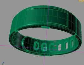#40 para Design me a digital counting wristband por sathishcaddesign