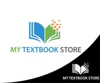#47 untuk Design a Logo for an online Textbook Store -- 3 oleh alikarovaliya