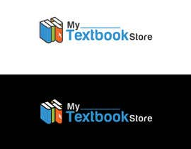 #50 untuk Design a Logo for an online Textbook Store -- 3 oleh Dezign365web