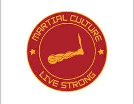 apmoradiya89 tarafından Design a Logo for martial arts business için no 82