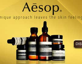 #9 for Design a Banner for one of our brands (AESOP) af adidoank123