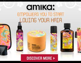 #29 para Design a Banner for our products (AMIKA) por LampangITPlus