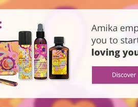 #19 para Design a Banner for our products (AMIKA) por vw7018439vw