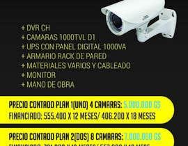#1 untuk Modificar un anuncio para cámaras de seguridad (CCTV) oleh Yoowe