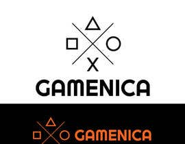#7 cho Bir Logo Tasarla for GAMENICA bởi zee99great