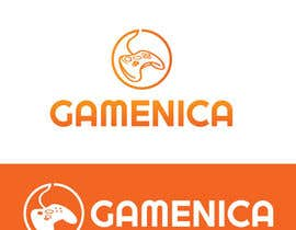 zee99great tarafından Bir Logo Tasarla for GAMENICA için no 8