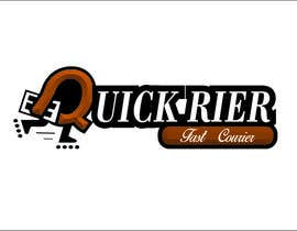 #18 cho Design LOGO for QUICK RIER (fast / courier) bởi ALEJVNDRO