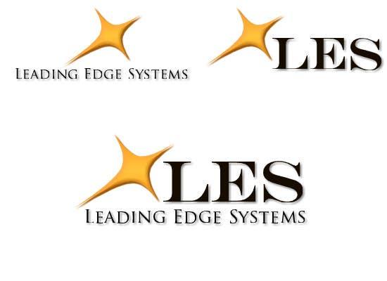 Penyertaan Peraduan #204 untuk Design a Logo for Leading Edge Systems