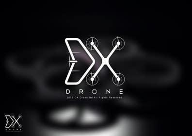 #227 cho Design a Logo for a drone company bởi deztinyawaits