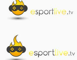 #194 for Logodesign for an Esport Livestream Community Portal af DigiMonkey
