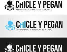 #85 untuk Design a Logo for Chicle y Pegan oleh benjidomnguez