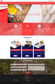 logodesire tarafından Webdesign for a condominium management company için no 2