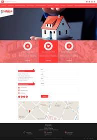 logodesire tarafından Webdesign for a condominium management company için no 6