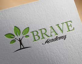 #45 for Design a Logo for BRAVE Academy af hungthuy711