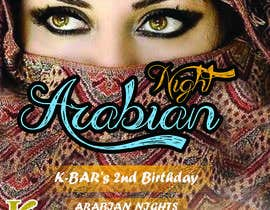 "#9 cho Design a Flyer/Poster for ""ARABIAN NIGHTS"" Theme Event bởi aboodymaher"