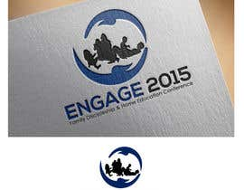 #17 untuk Design 2 x Logo for a Conference on Family Discipleship & Home Education oleh dlanorselarom