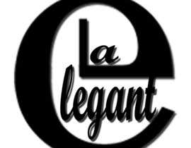 #9 para Design a Logo for La Elegant store por idreamteam