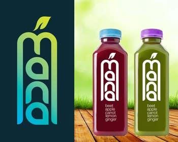Nro 78 kilpailuun Logo Design for New Juice Company: Mana käyttäjältä chubbycreations