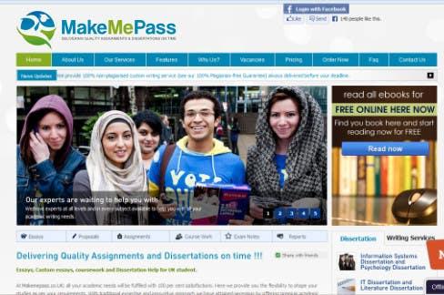 Konkurrenceindlæg #86 for Design a Logo for MakeMePass