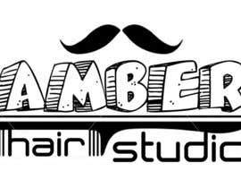 Nro 22 kilpailuun Design a logo amber hair studio käyttäjältä thdesiregroup