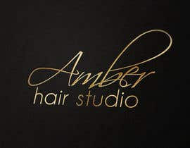 #48 for Design a logo amber hair studio af Gulayim