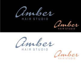 #44 for Design a logo amber hair studio af stoilova