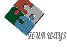 sidd06221995 tarafından Bir Logo Tasarla for FOURWAYS için no 64