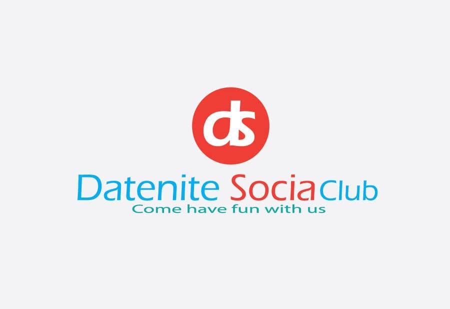 Kilpailutyö #11 kilpailussa Design a Logo for a social club