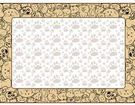 #54 for Design placemat for cats af emerludwin
