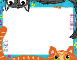 #25 for Design placemat for cats af dorialexa
