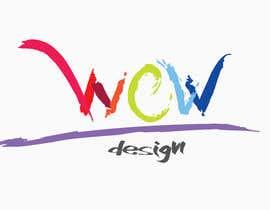 #149 for Design a Logo for WOW DESIGN company by Gigi39