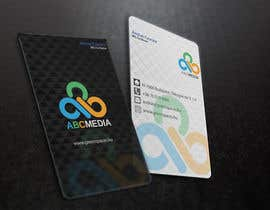 mahiweb123 tarafından BUSINESS CARD DESIGN for GREENSPACES.hu için no 11