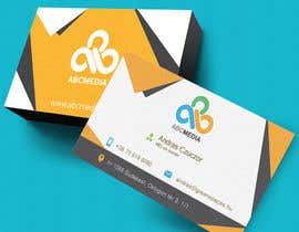 #12 para BUSINESS CARD DESIGN for GREENSPACES.hu por akritiindia