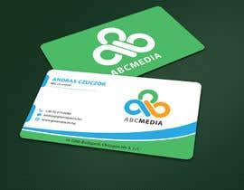 #15 para BUSINESS CARD DESIGN for GREENSPACES.hu por ALLHAJJ17