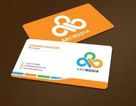 #19 para BUSINESS CARD DESIGN for GREENSPACES.hu por ALLHAJJ17