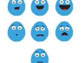 #37 untuk Design Seven Emoticons oleh AdiaDv