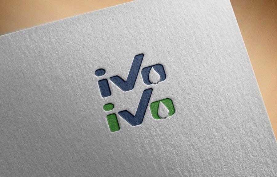 Penyertaan Peraduan #45 untuk Design a Logo and stationery for ivo