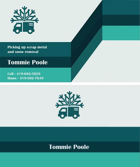 Penyertaan Peraduan #3 untuk Design some Business Cards for Local Entrepreneur