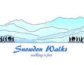 #23 untuk Design a Logo for Snowdon Walking Site oleh basemsamir83