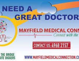 #36 for Design an amazing logo and a billboard design for a GP's surgery by branislavad