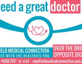 #7 for Design an amazing logo and a billboard design for a GP's surgery by ovidiu12