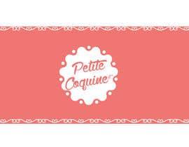 #25 untuk Disegnare un Logo for petitecoquine.it oleh laltrolato