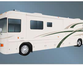 #2 untuk create some styling graphics for motor home horse box ect oleh Aliloalg