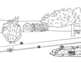 Nro 7 kilpailuun J'ai besoin d'une conception graphique pour réaliser une illustration de jardin käyttäjältä marcokap