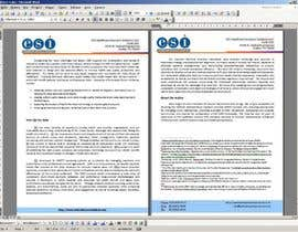 #27 cho Design a Whitepaper layout in Microsoft Word format bởi maevmikhail
