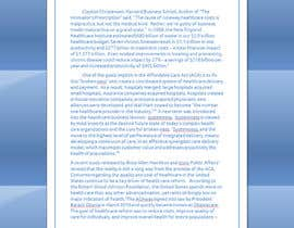 #8 for Design a Whitepaper layout in Microsoft Word format by talk2devid