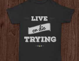 #3 untuk Design a T-Shirt print oleh aeli9